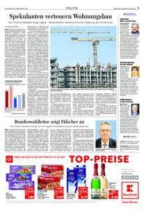 Neue Oranienburger Zeitung - 21. September 2017