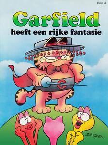 Garfield - 004a - Garfield Heeft Een Rijke Fantasie Bewerkt