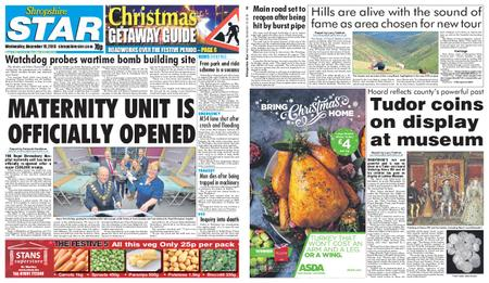 Shropshire Star Shrewsbury Edition – December 19, 2018