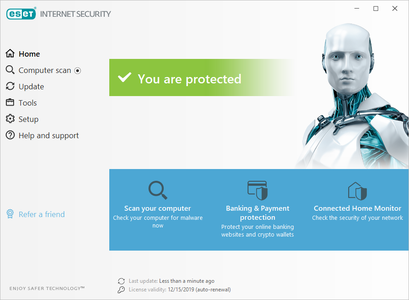 ESET Internet Security 13.0.22.0 Multilingual