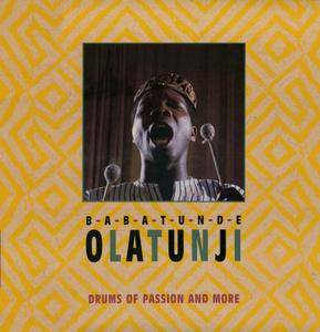 Babatunde Olatunji - Drums Of Passion And More (1959-66) {4CD Box Set Bear Family Records BCD 15 747 DI rel 1994}