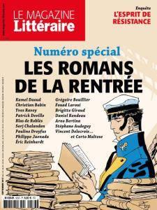 Le Magazine Littéraire - Septembre 2017