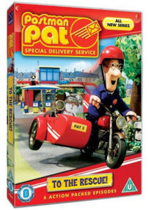 Postman Pat Special Delivery Service - Pat to the Rescue 2009 DVDRip
