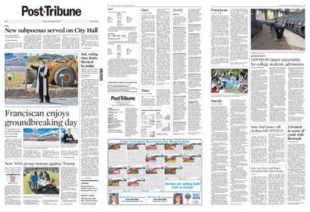 Post-Tribune – September 25, 2020