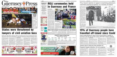 The Guernsey Press – 30 November 2020