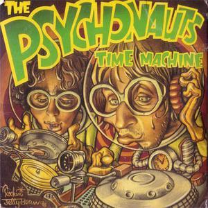 The Psychonauts - Time Machine: A Mo' Wax Retrospective (1998) {Mo' Wax} **[RE-UP]**