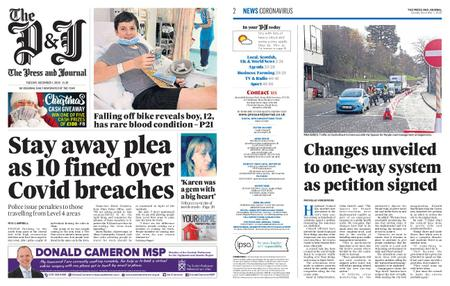 The Press and Journal Moray – December 01, 2020