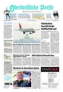 Oberhessische Presse Marburg/Ostkreis - 29. Dezember 2017