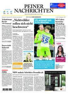 Peiner Nachrichten - 23. September 2017