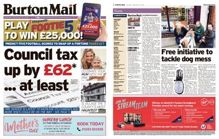 Burton Mail – February 25, 2019