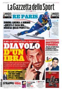 La Gazzetta dello Sport Sicilia – 28 dicembre 2019