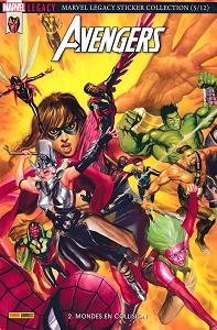 Marvel Legacy - Avengers - Tome 2 - Mondes en Collision
