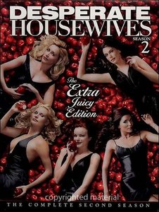 Desperate Housewives season 2 completed