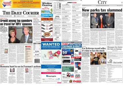 Kelowna Daily Courier – September 18, 2019