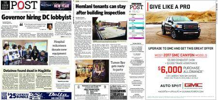 The Guam Daily Post – December 30, 2017