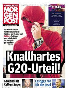Hamburger Morgenpost - 29. August 2017