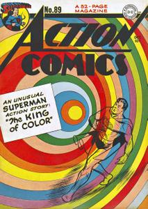 Action Comics 089 (DC) (Oct 1945)
