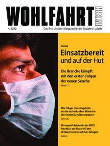 Wohlfahrt Intern – April 2020
