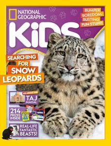 National Geographic Kids UK – February 2021