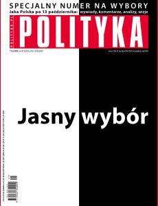 Tygodnik Polityka • 9 października 2019