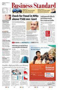 Business Standard - February 28, 2018