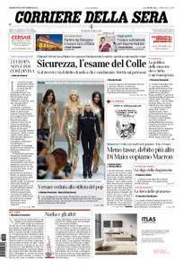 Corriere della Sera – 25 settembre 2018