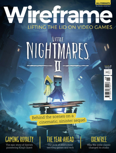 Wireframe - Issue 46 2020