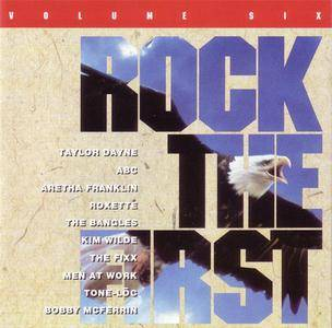 VA - Rock The First Volume Six (1992) {Sandstone/DCC} **[RE-UP]**