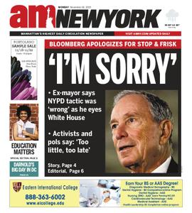 AM New York - November 18, 2019