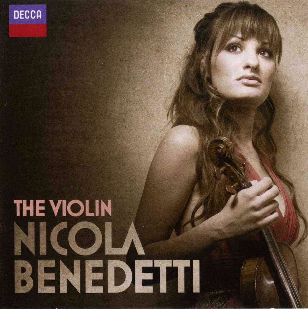 Nicola Benedetti - The Violin (2013) [Re-Up]
