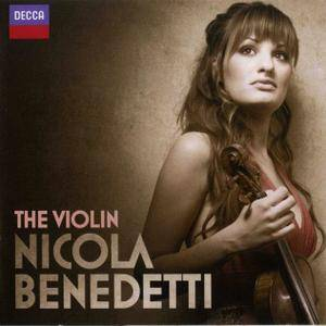 Nicola Benedetti - The Violin (2013) [Re-Up]