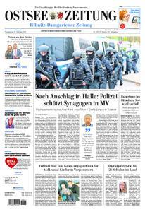 Ostsee Zeitung Ribnitz-Damgarten - 10. Oktober 2019