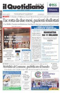 il Quotidiano del Sud Reggio Calabria - 23 Maggio 2019