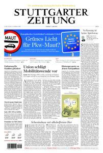Stuttgarter Zeitung – 17. Juni 2019