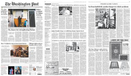 The Washington Post – August 31, 2019