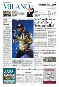 Corriere della Sera Milano - 1 Marzo 2018