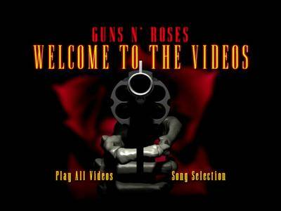 Guns N' Roses - Welcome To The Videos (2003)