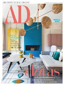AD Architectural Digest España - junio 2019