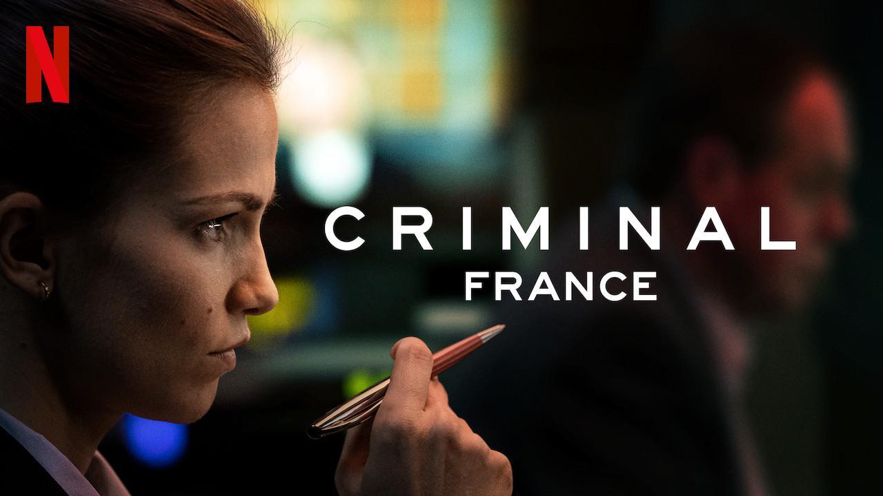 Criminal: France S01