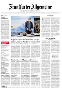 Frankfurter Allgemeine Zeitung - 7 Dezember 2020