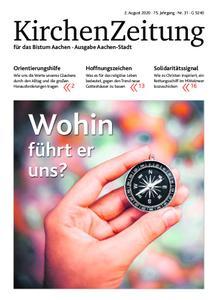 KirchenZeitung für das Bistum Aachen – 02. August 2020