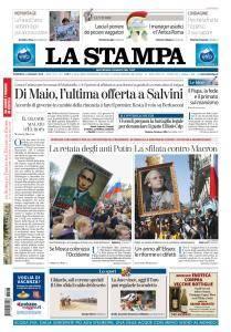 La Stampa Torino Provincia e Canavese - 6 Maggio 2018