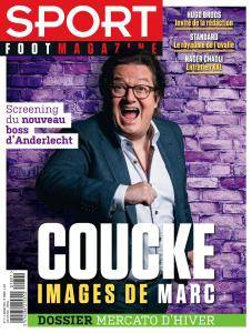 Sport Foot Magazine - 3 Janvier 2018