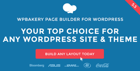 CodeCanyon - WPBakery Page Builder for WordPress v5.5 (formerly Visual Composer) - 242431 - NULLED