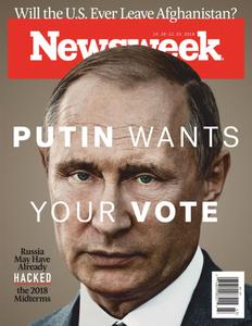 Newsweek USA - October 26, 2018