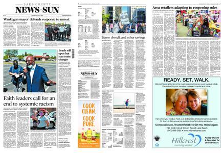 Lake County News-Sun – June 03, 2020