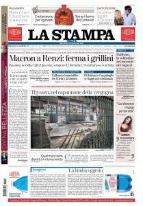 La Stampa Torino Provincia e Canavese - 22 Novembre 2017