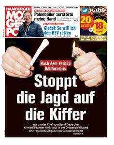 Hamburger Morgenpost - 03. Januar 2018