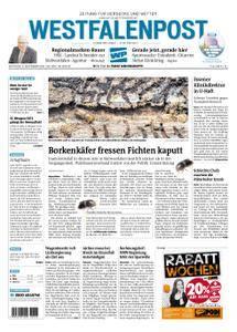 Westfalenpost Wetter - 05. September 2018