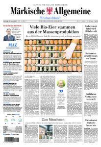 Märkische Allgemeine Westhavelländer - 23. Januar 2018